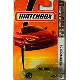 Coleccionable Matchbox 2009