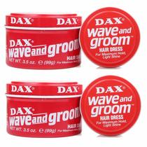 Cera Pasta Dax Wave & Groom 2 Latas
