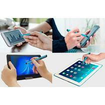 Pluma Stylus Capacitiva Ipad Smartphones Tablets Paq 10 Pzas