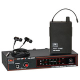 Adaptador Red Usb Galaxy Audio As900k2 In-ear Monitor