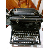 Maquina De Escribir Antigua Underwood 11 Española Año 1925