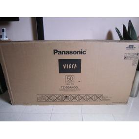 Televisior 50 Panasonic Tv Led Viera Tc-50a400l