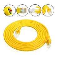 Cable De Red Rj45 Patch Cord 30 Metros Categoria 6e