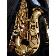 Sax Alto Yamaha Yas 275, Igual A Novo, Sax Íntegro