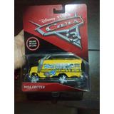 Cars 3 Miss Fritter Autobus Escolar