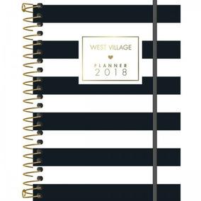 Agenda Planner Espiral West Village 2018