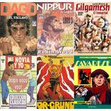 2 Colecc. Revistas A Elección Robin Wood - Nippur Dago Y Más