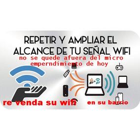 Re Venda Su Wifi El Micro Emprendimiento Mas Rentable De Hoy