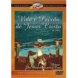 Dvd Vida E Paixao De Jesus Cristo 1902