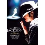 Michael Jackson El Legado Dvd