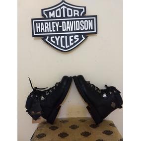 Bota Harley-davidson® Mens Dipstick Black Low Cut Riding Okm