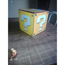 Mario Box Organizador Mario Bros New Super Mario