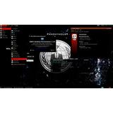 Hacker Sistema Operacional Criado Pelo Grupo Anonymous