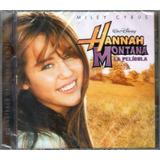 Miley Cyrus - Hannah Montana La Pelicula Cd - Los Chiquibum