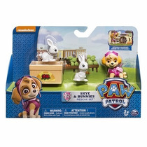 Set Paw Patrol Skye & Bunnies Rescue
