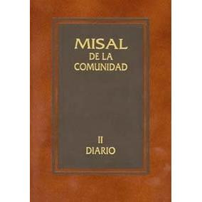 Ii Misal De La Comunidad Diario; Casiano Floristán Samanes