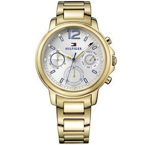 Relógio Tommy Hilfiger 1781742 Feminino Aço Inoxidável 39mm