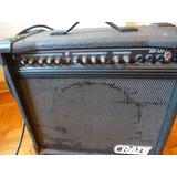 Amplificador Guitarra Crate Gx120 Wats Celestion Made In Usa