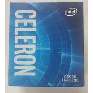 Microprocesador Intel Celeron G5920 Socket Lga 1200