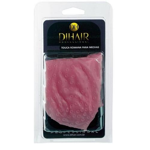 Dihair - Touca Romana De Silicone Para Mechas Sem Regulagem