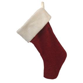 Bota Navideña - Rojo Navidad