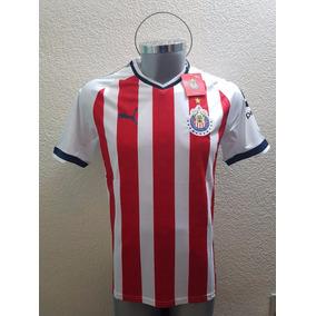 Nuevo Jersey Playera Chivas Guadalajara 2018 Campeon Rebaño