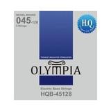 Cuerdas Para Bajo 5 Olympia Hqb-45128