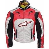 Casaca Cordura Chaqueta Moto Alpinestar Al013