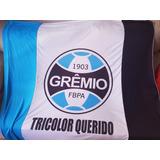 Super Promoção Kit Grêmio 1 Cavalinho+1bandeira+1 Porta Docu