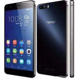 Huawei Honor 6 Plus 32 Gb Negro Desbloqueado Envío Gratis!