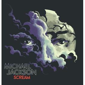 Cd Michael Jackson - Scream
