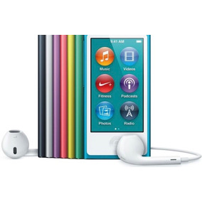 Ipod Nano 16gb 7ma Generación Apple Nuevos!!!!