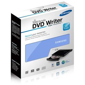 Unidad De Dvd Externa Writer Slim Portable Modelo Se-208db/t