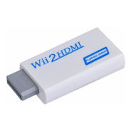 Adaptador Video Hdmi Para Nintendo Wii - Factura A / B