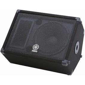 Caja De Sonido Bafle Yamaha Br12m Monitor Retorno Nueva Gtia
