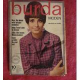 Burda 10 Oktober 1966 - Incluye Anexo En Español