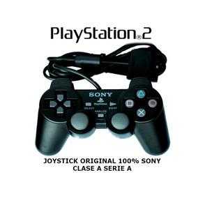 Joystick Playstation 2 Original Sony 100% Clase A Scph10010