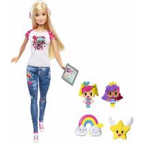 Barbie Video Game Mundo Real - Mattel