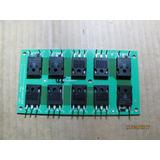 Transistor Igbt Fgh60n60 Mosfet Potencia Fonte Modulo Diodo