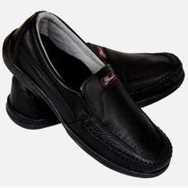 Mocassim Sapato Tenis Sapatenis Sapatilha Masculino Couro