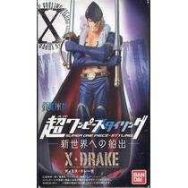Figura One Piece Bandai X Drake Styling