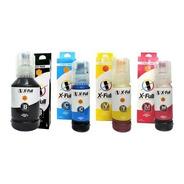 Tinta Para Uso  T504  544 L6161 L4150 L4160