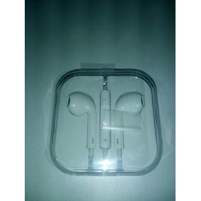 Manos Libres Apple Iphone/ipod Originales Tienda Fisica