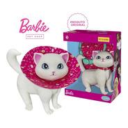 Gatinha Gata Da Barbie 30cm Veterinária Pet Shop - Original