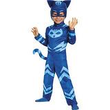 Disfraces De Héroes En Pijama Pj Mask Niñas Y Niños