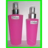 Envase Plastico Soft Fiona 250 Y 150 Body Cosmeti Spray Ropa