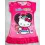 Camison Vestido Disney Hello Kitty Corazón Fucsia