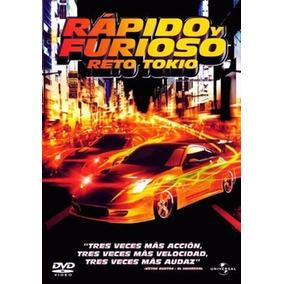 Rapido Y Furioso Reto Tokyo Pelicula Dvd