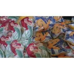 Almofada Personalizada Ariel Pequena Sereia - Lit Com 20