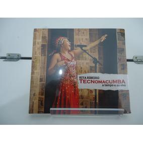 Cd Rita Ribeiro - Tecnomacumba (lacrado)